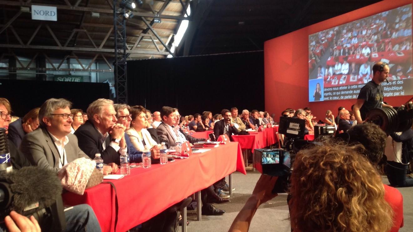 Congrès du PS à Poitiers : réincarner le progrès social