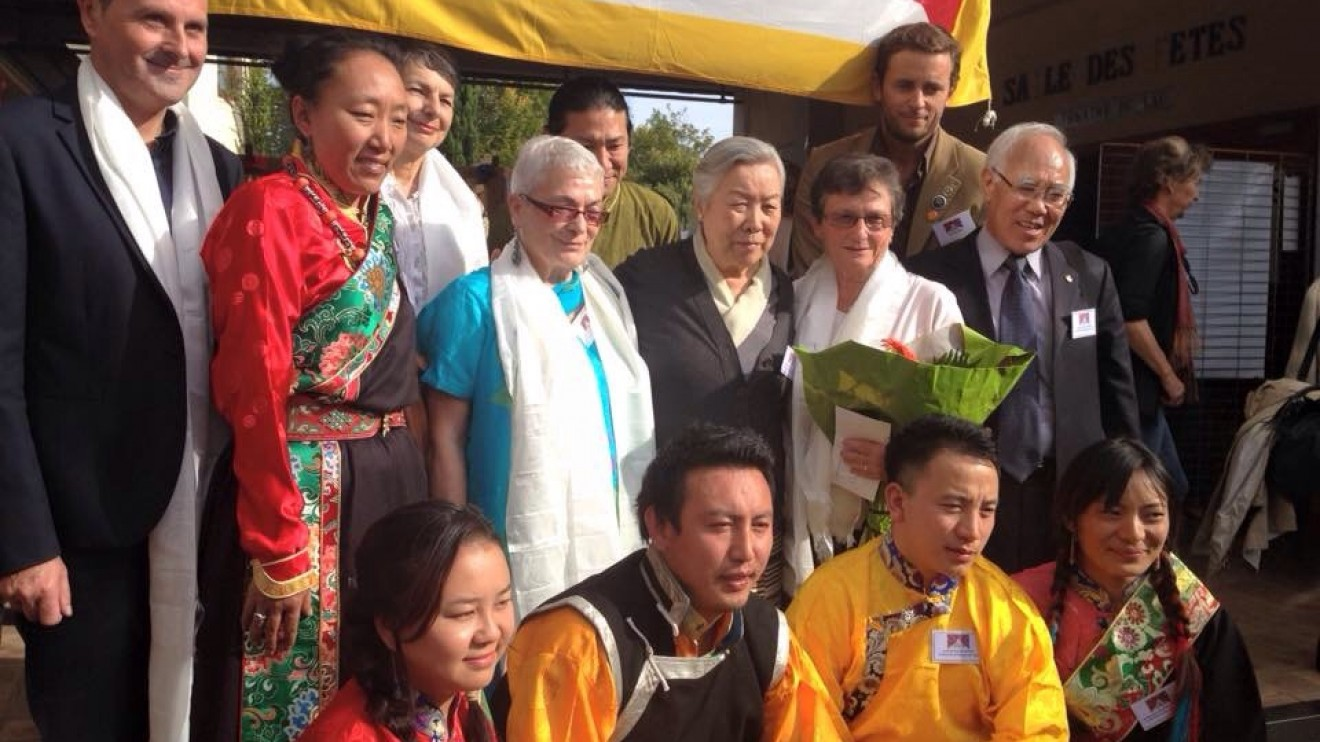 Sauvons le Tibet, au nom de l'humanité