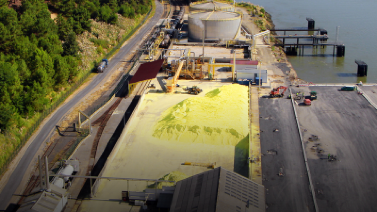 Feu vert unanime du comité stratégique du Port de Bayonne pour le bassin de Lacq