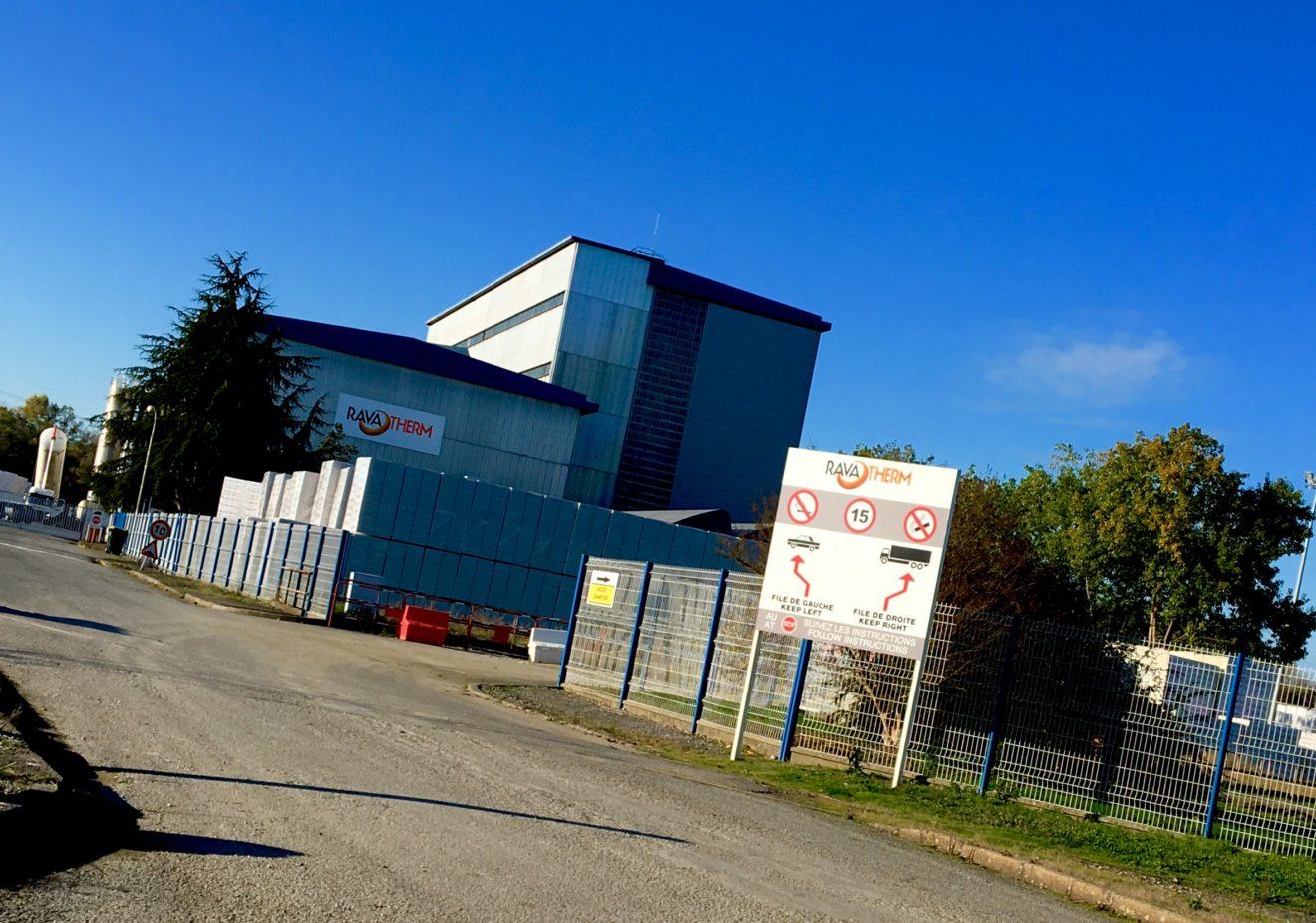 RAVATHERM investit près de 9 millions dans une nouvelle unité à Artix avec l'aide de la Région