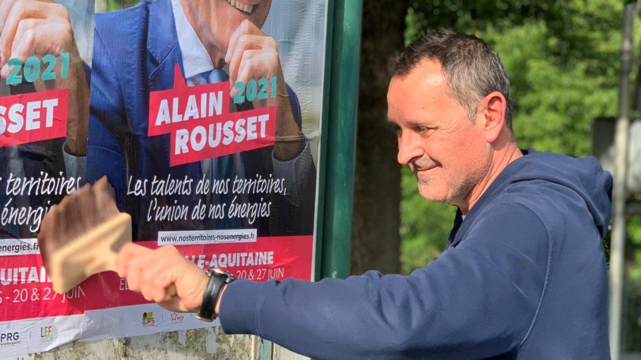 Elections régionales : unir nos énergies avec Alain Rousset